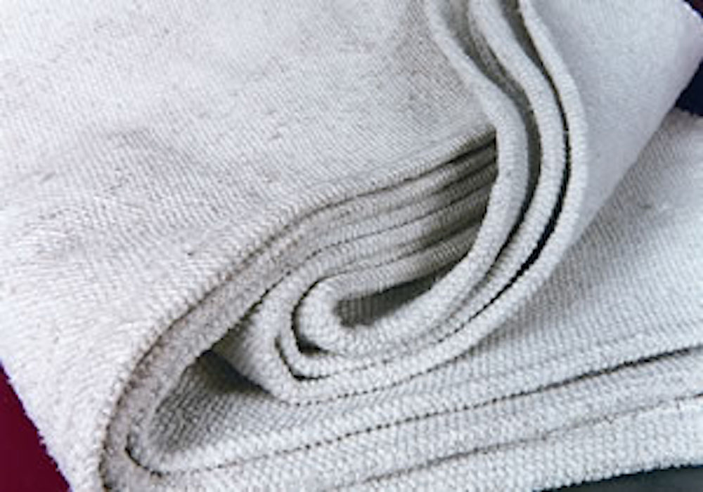 Asbestos blankets