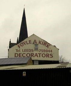 Foyle & Kirk, Leeds