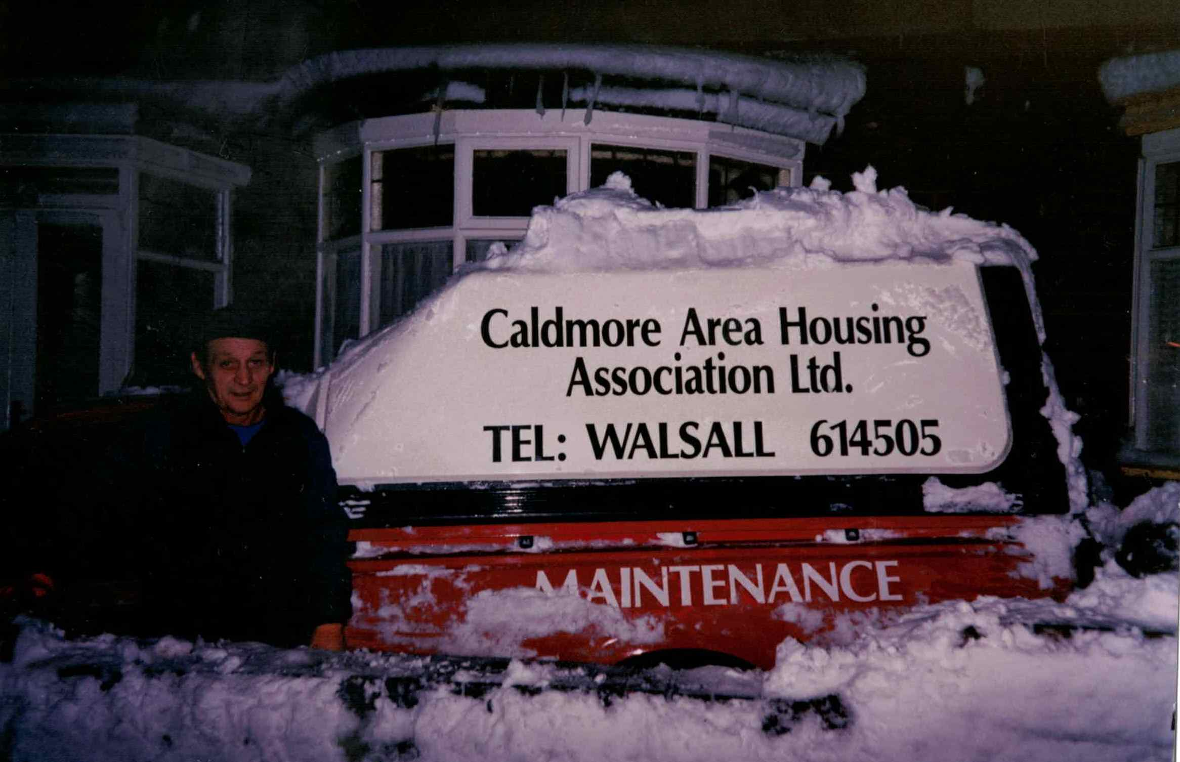 Caldmore Area Housing Association