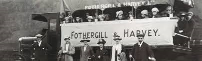 Fothergill & Harvey Limited