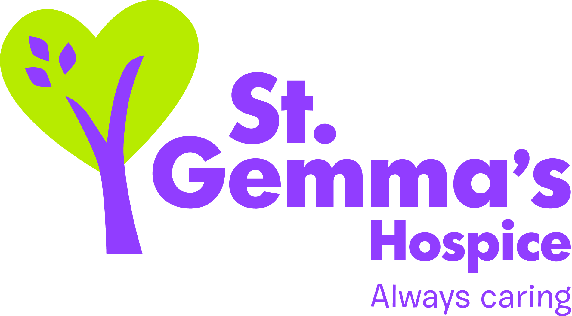 St Gemma's Hospice, Leeds Logo
