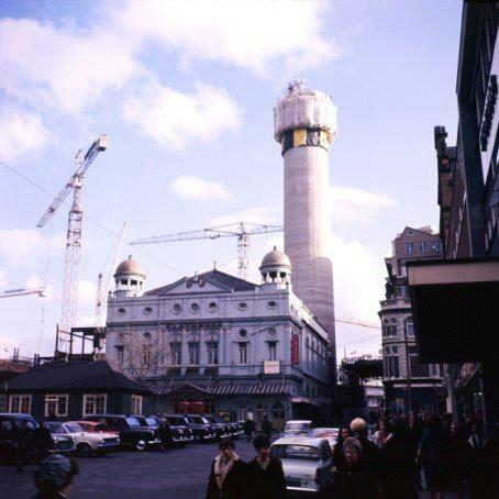 St John's Shopping Centre, Liverpool 1960's