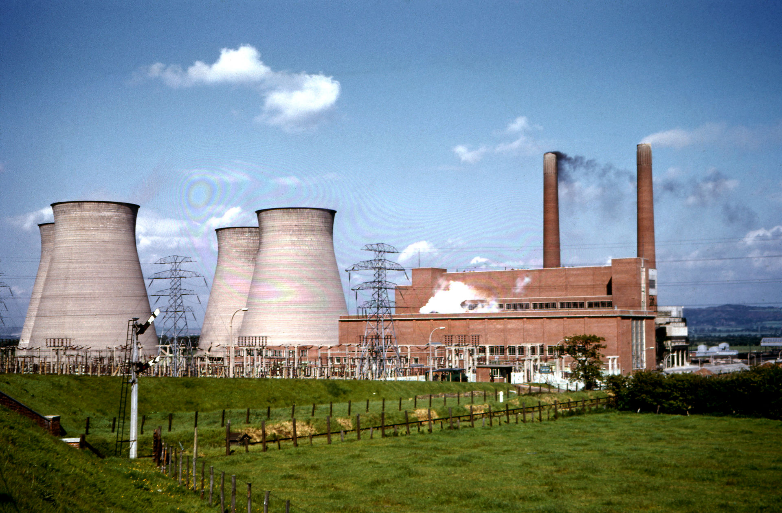 Ince Power Station