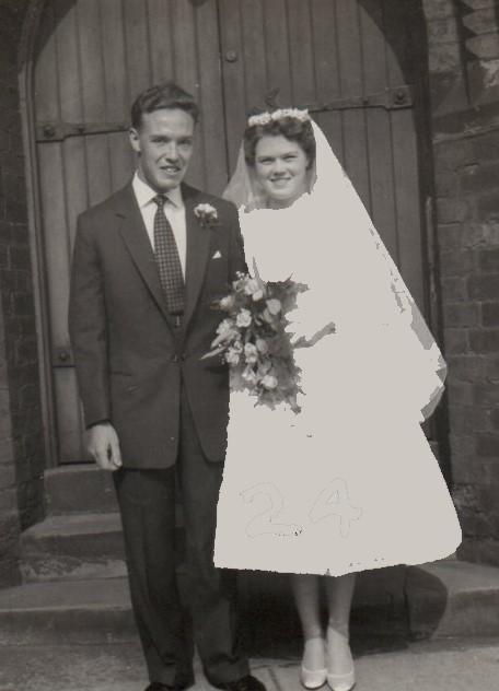 Brian & Joyce Hardman